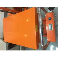 Wholesale Mobile Hydraulic Lifting Table With Scale , Stable Performance Scissor Lift Cart from china suppliers