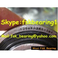 Wholesale 3206A-2RS1 TN9 Angular Contact Ball Bearing With Cup Flange for Air Compressor from china suppliers
