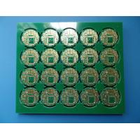 Wholesale FR4 ER5.4 Blind Via PCB 4 Layer Immersion Gold For Bluetooth Receiver from china suppliers