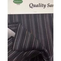 Wholesale T/R/SP SUITING FABRIC ITALIA STYLE 340G/M JACUQRD STRIP FASHION STYLE from china suppliers