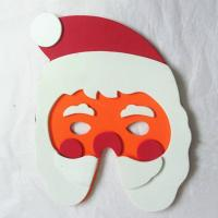 Wholesale Halloween Christmas Children Cartoon EVA Forest Animal Santa Claus Mask from china suppliers