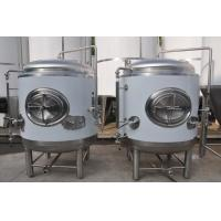 Buy cheap Beer Brite Bright Tank  movable or fixed SUS304 316L from wholesalers