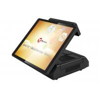 "Wholesale 15"" TFT LCD Touch Screen Pos System HM70 With Dual - Core Double Thread Processor from china suppliers"