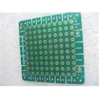 Wholesale FR-4, CEM-3 0.2mm - 7.0mm 2 layer Rogers / Taflon / Ceramic Rigid PCB for RF Board from china suppliers