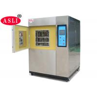 Wholesale High And Low Temperature Thermal Shock Chamber Easy To Operate from china suppliers