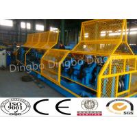 Wholesale Casting Steel Plate Rolling Machine , K Span Roll Forming Machine Gardens Use from china suppliers