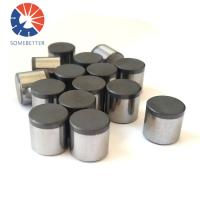 Wholesale China professional PDC Drill Bit Cutter / PDC Diamond Drill Inserts from china suppliers