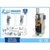Wholesale Single phase Vertical Pneumatic Spot Welding Machine AC 220V New Condition from china suppliers