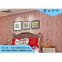 Wholesale Living Room Modern Removable Wallpaper Pink Mauve Scatter Beads Technology from china suppliers