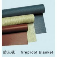 Wholesale Electric insulation silicone coated fiberglass cloth from china suppliers