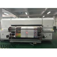 Wholesale Pigment Inkjet Printers 3200 Mm 240 M2 / Hour Textile Digital Printing from china suppliers