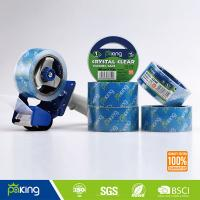 Wholesale 48mm BOPP Super Clear Transparent Carton Packing Sealing Tape from china suppliers