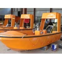 Wholesale 6Persons FRP FAST RESCUE BOAT (FRB) from china suppliers
