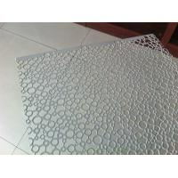 Wholesale Decorative Monel / Stainless Perforated Metal Sheet mesh 0.4 - 1.4mm Thick Plate from china suppliers