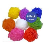 Wholesale Small Mesh Pouf Sponge (8 Pack) from china suppliers