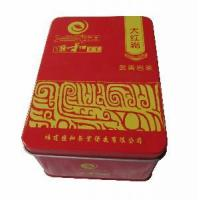 Buy cheap Rectangualr Tea Tin from wholesalers