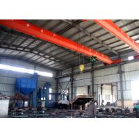 Wholesale Workshop Single Girder Overhead Crane , Electric Overhead Travelling Crane from china suppliers