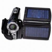 Wholesale 12-megapixel Digital Camera with 2.8-inch LCD Display, Dual Solar Panel and Li-ion Battery from china suppliers