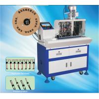 Wholesale High Efficiency DC Plug Automatic Wire Crimping Machine For UL2468 Cable from china suppliers