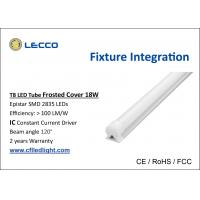 Wholesale Warm White 120cm T8 LED Tube Milky PC Cover 6000K With Epistar LED Chip from china suppliers