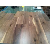 Buy cheap American Walnut Solid Flooring ABCD grade from wholesalers