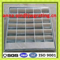 Wholesale customized Galvanised Steel Sump Grates  and Frame from china suppliers