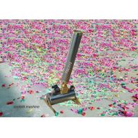 Wholesale 150w Compressed Air Confetti Cannon Electric Paper Spray Confetti Cannon For Wedding from china suppliers