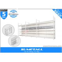 Wholesale Integrated System Large Shop Display Shelf Metal Display Racks For Department Store from china suppliers