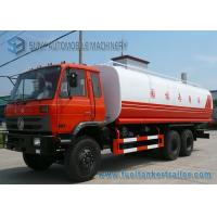 Buy cheap Dongfeng 3 Axles 20000 L -23000 L Water Tank Truck With 6 x 4 Drive 210 hp from wholesalers