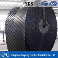 Wholesale Polyester Chevron Pattern Rubber Conveyor Belt short delievery time with good qualtiy from china suppliers