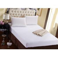 Wholesale Fitted Bed Bug Protection Mattress Covers / Hotel Mattress Covers from china suppliers