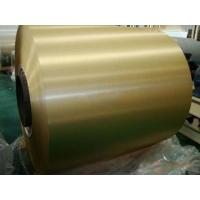 Wholesale Anti Oxidation Gold Aluminum Heat Transfer Foil For Air Conditioning & Cooling System from china suppliers