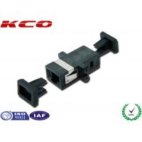 Wholesale FTTX MT RJ Fiber Optic Adapter MTRJ Coupler Duplex For Patch Cords from china suppliers