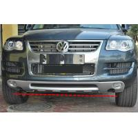 Wholesale Volkswagen Touareg 2004 Car Bumper Protector , Front and Rear Guard Board from china suppliers