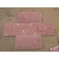 Wholesale Red Sandstone Mushroom Stone Pillar/Column Wall Stone Exterior Stone Cladding Landscaping Stone from china suppliers