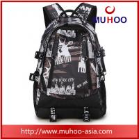 Buy cheap Black waterproof oxford duffle carry bag travel backpacks sports bag for outdoor from wholesalers