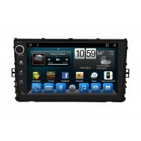 Wholesale OEM In Dash VolksWagen Dvd Gps Navigation System Glonass Android 9 Inch from china suppliers