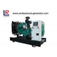 Wholesale Reliable Capability 50Hz / 60 Hz Open Diesel Generator Set Power 16KW~220KW from china suppliers