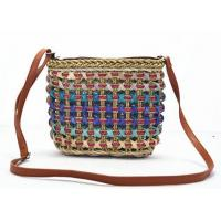 Wholesale straw bag women handbag fashion beach bag woven bag from china suppliers