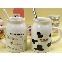 Quality milk cup ceramic pot for sale