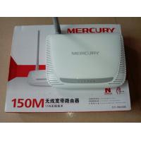 Wholesale MERCURY MW150R 150Mbps 11N 802.11b/g/n Wireless 4-Port WIFI Lan Broadband Router from china suppliers