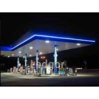 ledgor led neon flex for Gas station