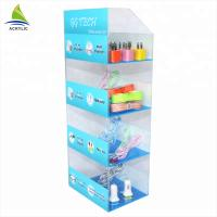 Transparent Custom Design Acrylic Display Stands For Cell Phone ISO Certification