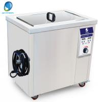 Wholesale Large Industrial Ultrasonic Auto Parts Cleaner With Large Capacity , Low Noise from china suppliers