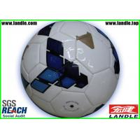 Wholesale Machine Stitched Standard Size 5 32 panels Leather Soccer Ball Custom Logo And Design from china suppliers