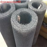 Wholesale STAINLESS STEEL 304/316  CRIMPED WIRE MESH (100% factory) from china suppliers