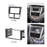 Wholesale Subaru Forester Impreza WRX Auto Stereo Fascia Double DIN Car Spare Parts from china suppliers