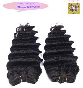 Wholesale 100%brazilian human hair bundles wholesale natural raw virgin crochet hair weaving extension from china suppliers