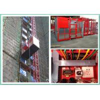 Wholesale Electric Industrial Rack And Pinion Goods Passenger Lifts For Construction Site from china suppliers