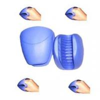 Wholesale 2014 new kitchen silicone oven mitt ,FDA oven kitchen waterproof silicon gloves from china suppliers